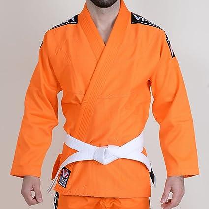 Valor Bravura BJJ Gi - Orange