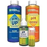 General Hydroponics pH Control Kit (2 Sets)