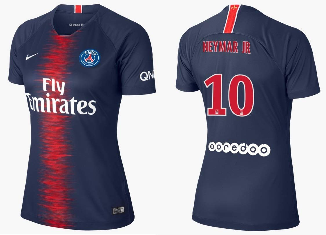 PSG Trikot Damen 2018-2019 Home - Neymar Jr 10