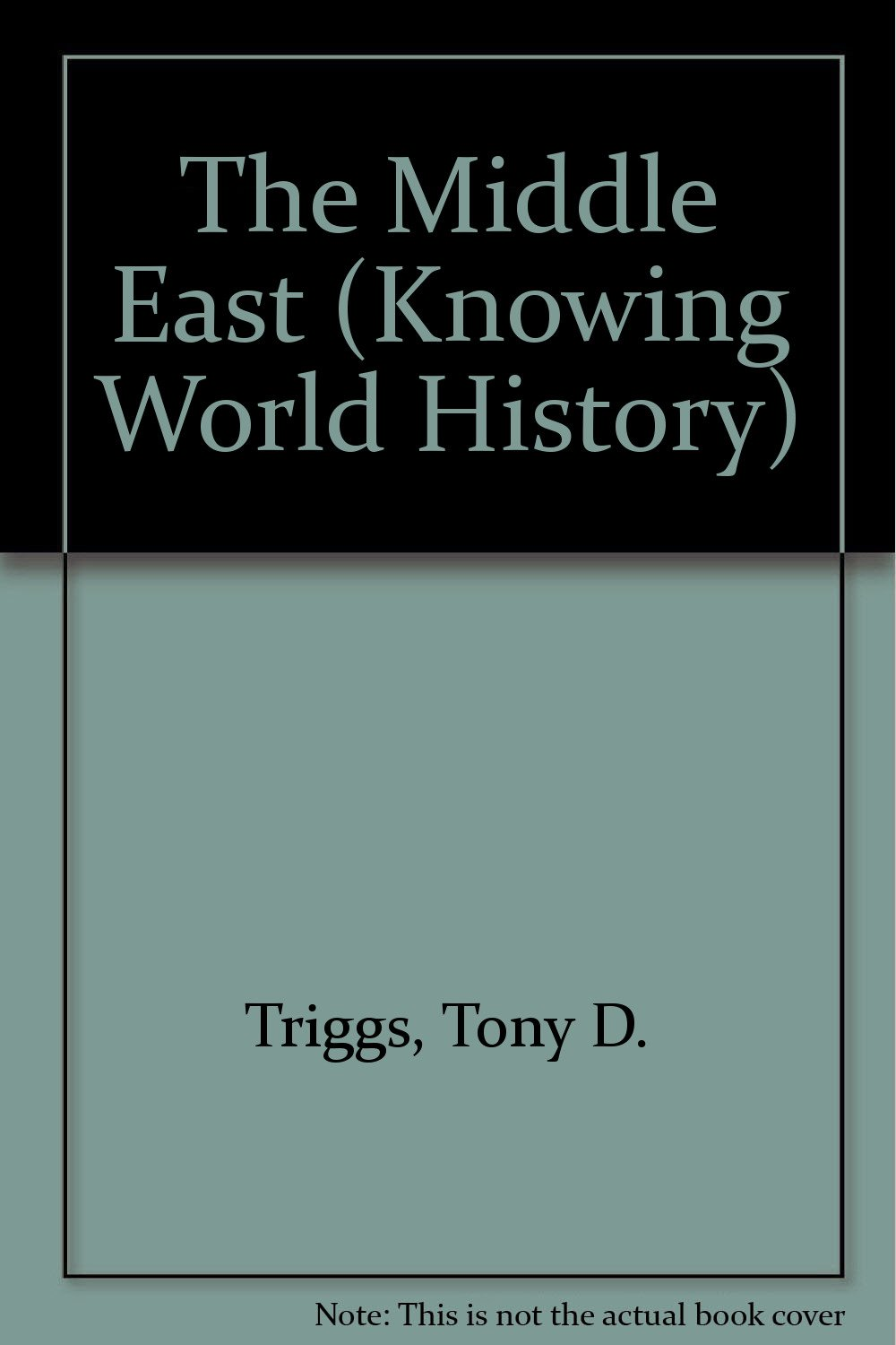 The Middle East (Knowing World History)