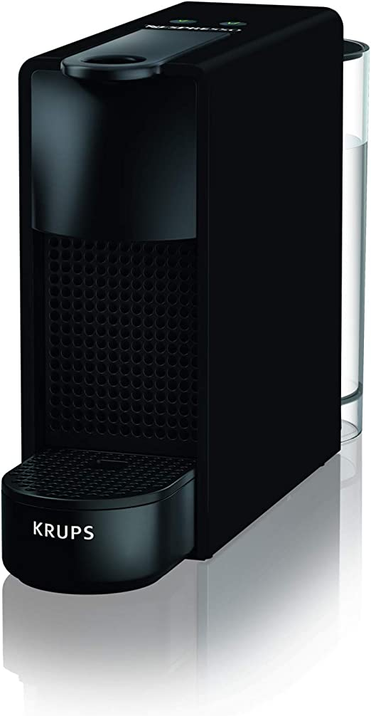 Krups Nespresso xn110 N xn100 N Essenza Mini cafetera de cápsulas ...
