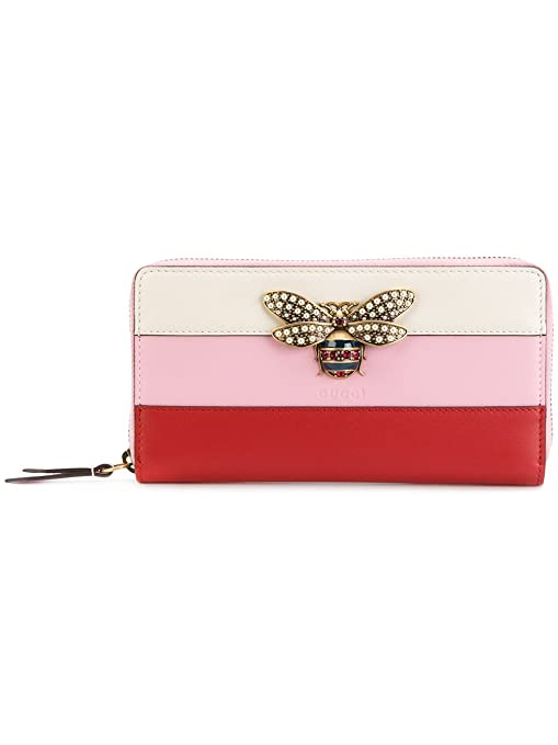 55aab658215 Gucci Women s 476069DYWPT8057 White Red Leather Wallet  Amazon.ca  Sports    Outdoors