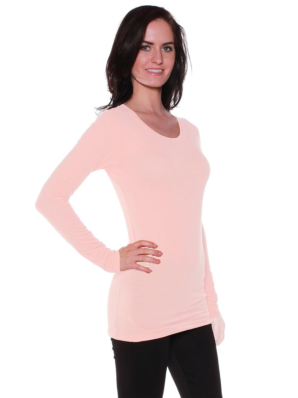 Active Products SHIRT レディース B00PT02JWS S|Ligth Pink Ligth Pink S