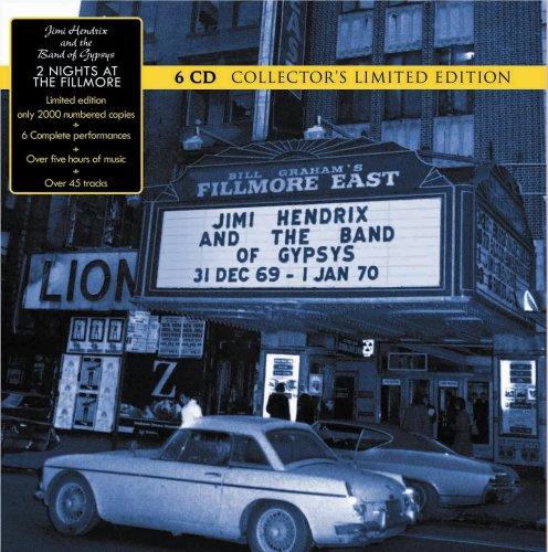 2ナイツ・アット・ザ・フィルモア・イースト(6CD)