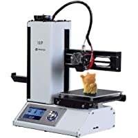 Monoprice Select Mini V2 3D Printer with Heated Build Plate and European Type F Power Plug 121872