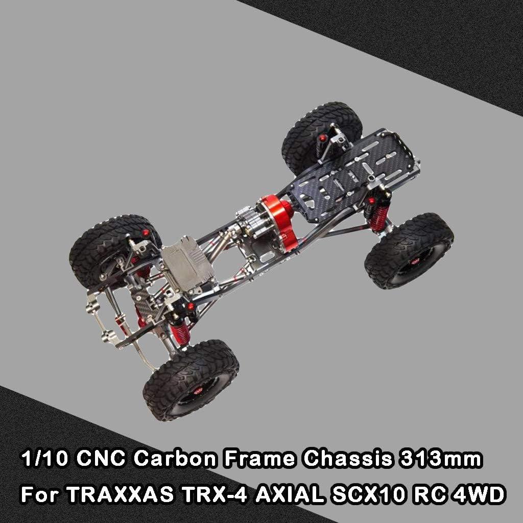 1/10 CNC RC Rock Crawler - Carrito de transporte (313 mm ...