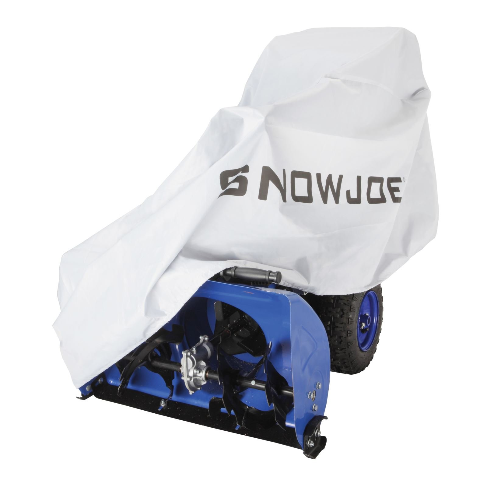 Snow Joe SJCVR-24 Protective Cover for 24-Inch Electric Snow Blower | Universal | Two Stage Compatible by Snow Joe