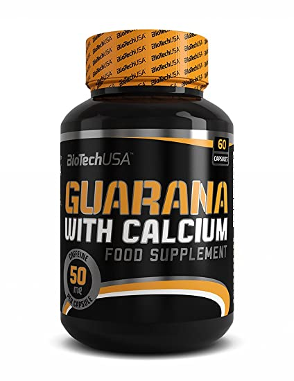 Biotech USA Gurana With Calcium Vitaminas y Minerales - 800 gr