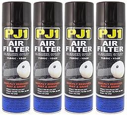PJ1 15-22-4PK Foam/Gauze Air Filter Cleaner, 60 oz, 4 Pack