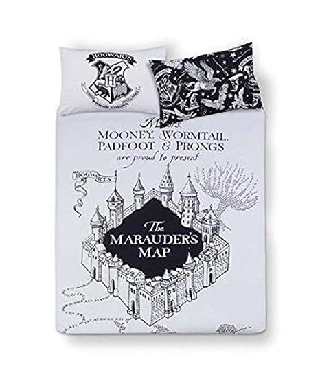 Lenzuola Harry Potter.Harry Potter Mischief Managed Marauder S Map Full
