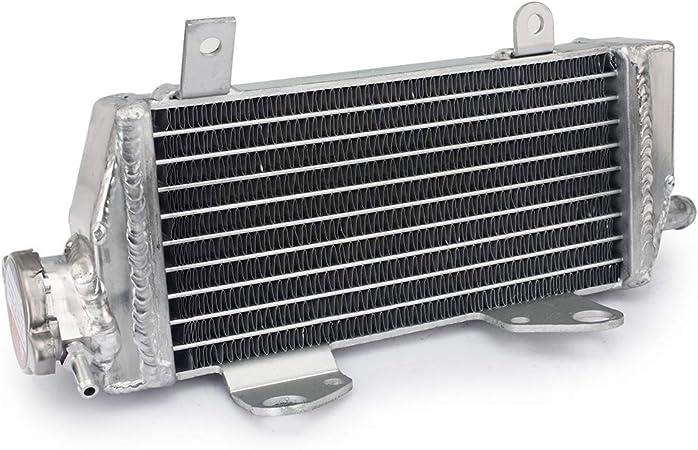 Tarzon Wasserkühler Motorkühlung Kühler Aluminum Radiator Für Yamaha Yz65 Yz 65 2018 2020 Auto