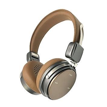 baliyin inalámbrico Bluetooth más de auriculares de botón, llamadas con manos libres auricular para teléfono