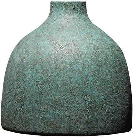 Zhaoshunli Vaas Van Keramiek Decoratie Voor Gedroogde Bloemen Tafeldecoratie Voor Woonkamer Amazon Nl