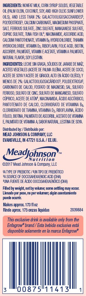 Enfagrow PREMIUM Toddler Next Step Natural Milk Powder, 32 Ounce Can, Pack of 6 (package may vary ) by Enfagrow Next Step (Image #11)