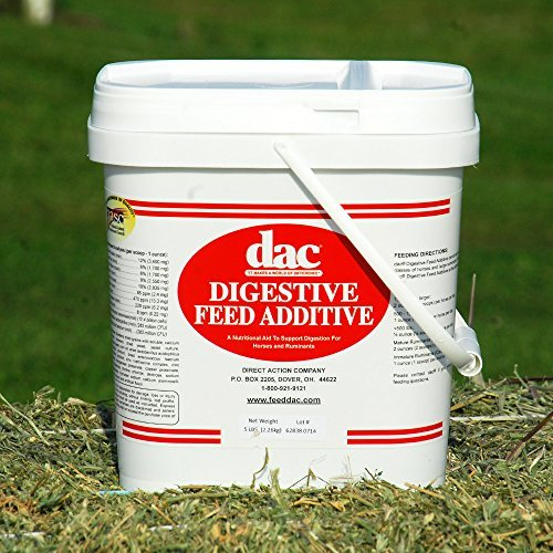 DAC Direct Action Company Digest Feed Additive - 5 Lb