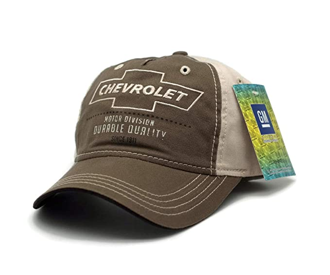 f17c49b2eaf Image Unavailable. Image not available for. Color  Hat - Chevrolet  Automotive Div. Unstructured Embroidered Ball Cap