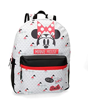 Disney Wow Mochila Escolar, 42 cm, 16.13 Litros, Multicolor: Amazon.es: Equipaje
