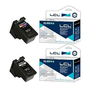 LCL Compatible Cartuchos de Tinta Muestra la Capacidad PG512 ...