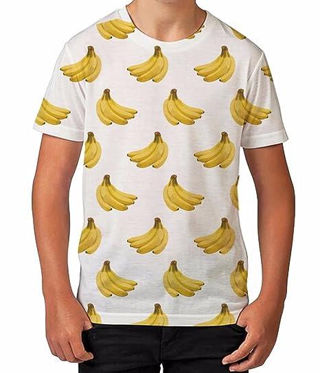 fe35e8f65 Amazon.com: Bang Tidy Clothing Kids Graphic T Shirt Boys Top Banana Print  Youth Tee Shirt: Clothing