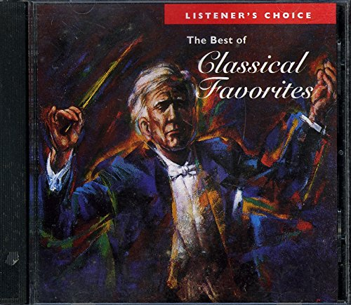 Listener's Choice - The Best of Classical Favorites Volume 1