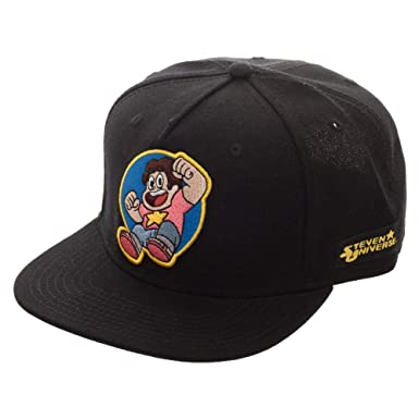 Image Unavailable. Image not available for. Color  Bioworld Steven Universe  Snapback Hat 608595a6cc9