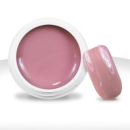 Ocibel Esmalte de gel para uñas con fijación UV y LED, 5 ml, para