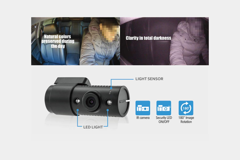 BV-PSPMP 2CH IR Infrared Dual Channel Dash Cam BlackvueBV-DR750S-2CH-16