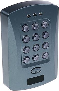 Teclado Control de Acceso Puerta Lector de Tarjetas RFID ...