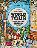 World Tour Fun-Schooling Journal - Multi Subject