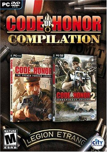 Code of Honor 1 & 2 Bundle - (Famas Assault Rifle)