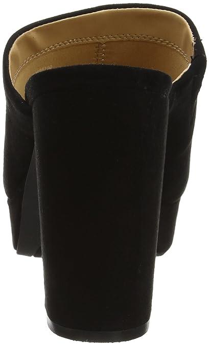 19965310, Bout Ouvert Femme - Noir - Noir (Black 130), 38Dorothy Perkins