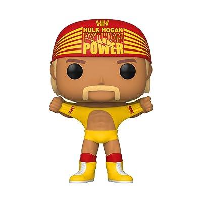 Funko WWE Hulk Hogan Wrestlemania 3: Toys & Games