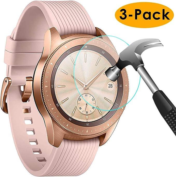 KIMILAR Pantalla Compatible con Samsung Galaxy Watch 42mm / Gear ...