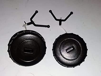 Oil Cap for Stihl MS180 2 ProPart Pack Fuel Cap MS170 Replaces 1130-350-0500 and 11303500500