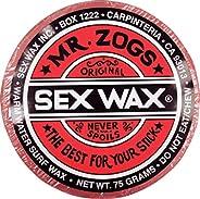 Sex Wax Og. Single Bar Warm Assorted Surf Wax