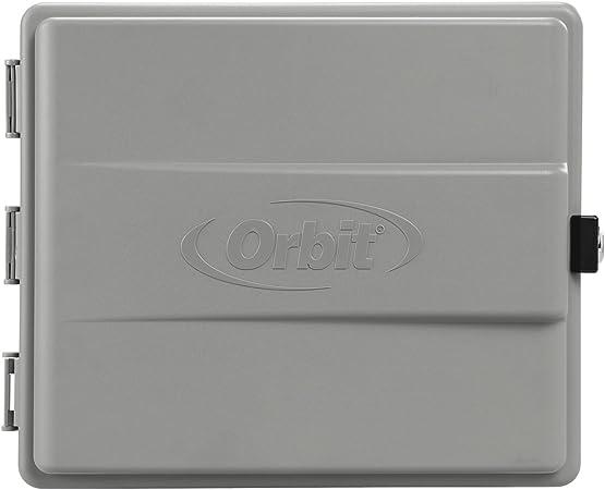 Renewed Orbit 57095 Sprinkler System Weather-Resistant Outdoor-Mounted Controller Timer Box Cover