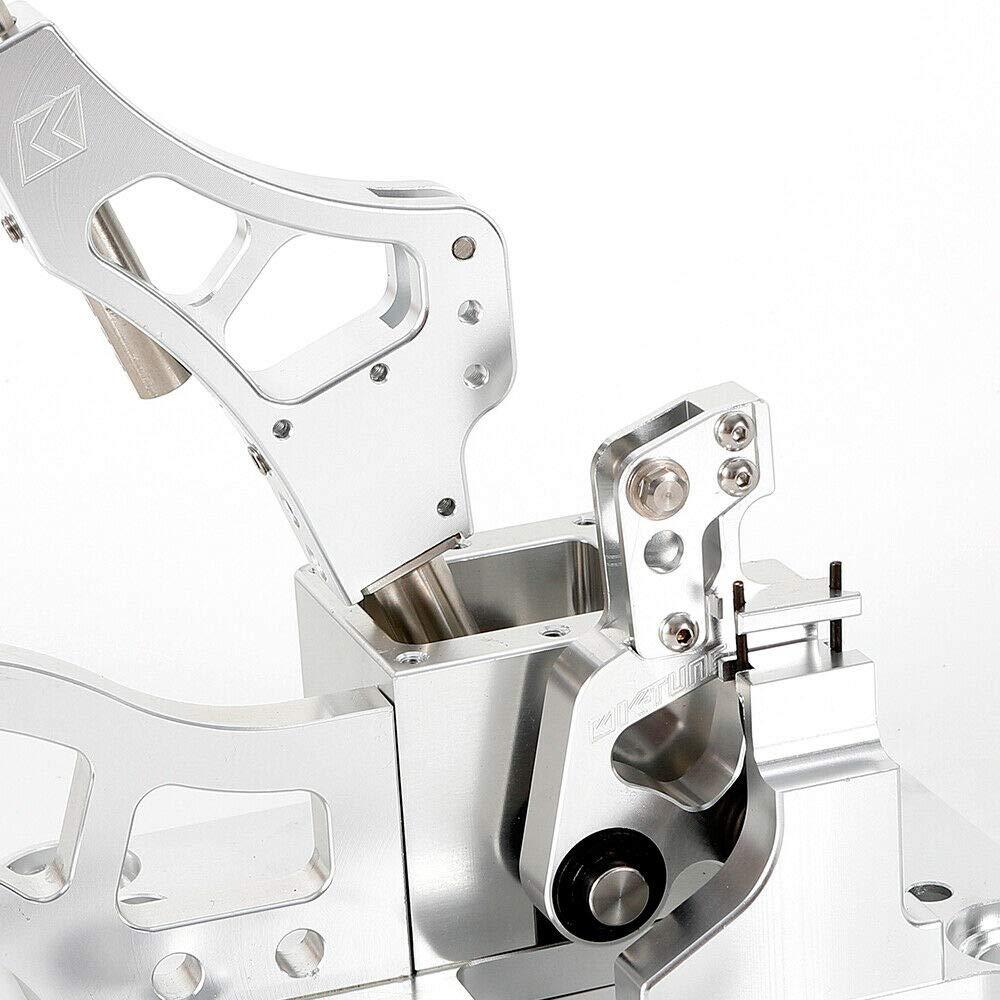 Ek EG DC Racespec Shift Box Shifter For 02-06 Civic Integra RSX//Type-S EF