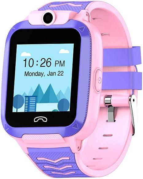 Amazon.com: Goglor - Reloj inteligente para niños con GPS ...