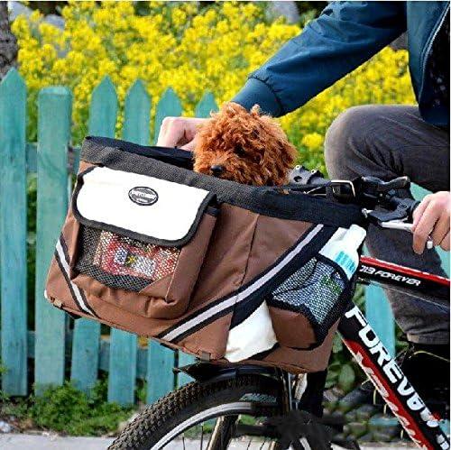 WSS bicicleta Packs/gatos y perros accesorios para animales de ...