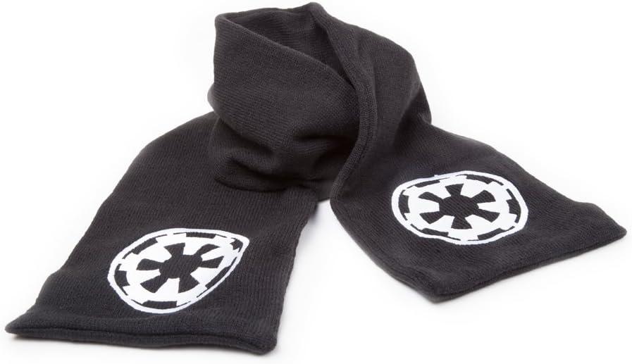 Star Wars KS080442STW Galactic Empire-Sciarpa con Logo taglia unica