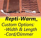 Cheap Repti-Warm Heat Mat (4 Inch (with Dimmer), 24 Inches)