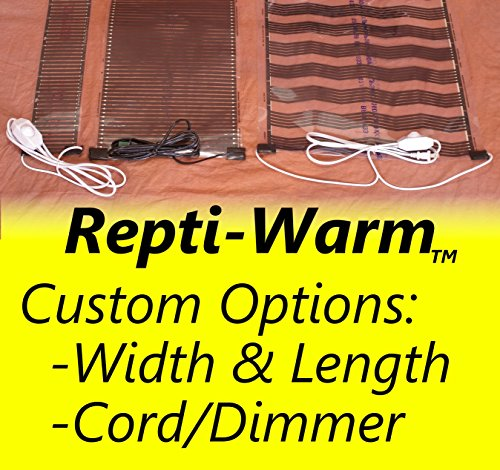 Repti-Warm (4 Inch (with Dimmer), 36 (Repti Lighting)