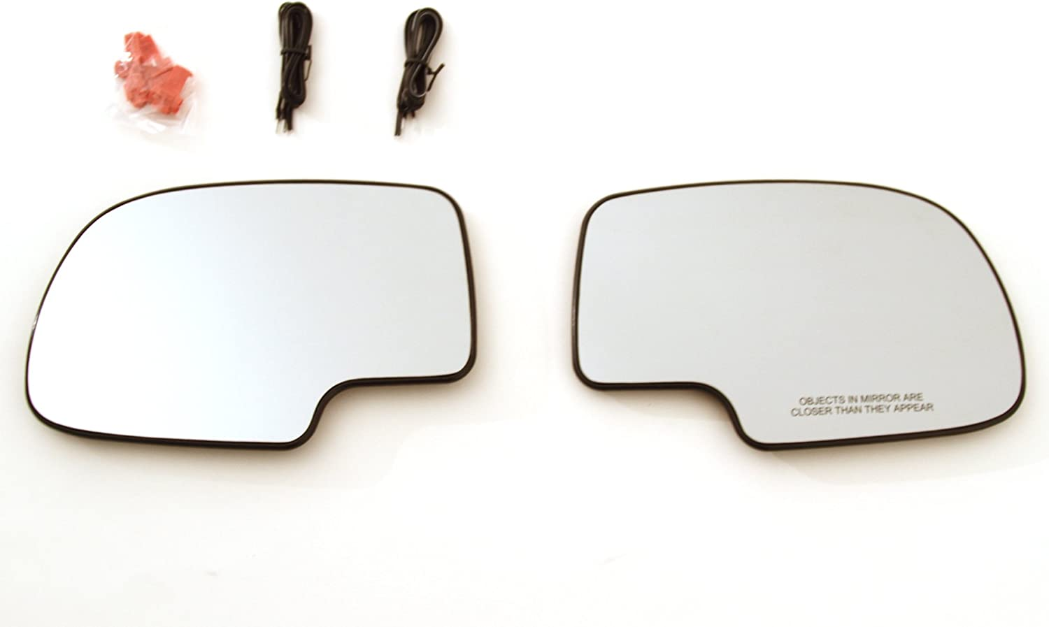 NEW PASSENGER/'S SIDE LOWER MIRROR GLASS ESCALADE SILVERADO TAHOE SIERRA SUBURBAN