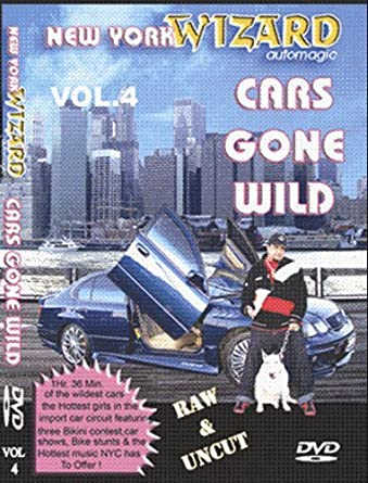 Cars Gone Wild >> Amazon Com Cars Gone Wild Vol 4 William Jr Marrero