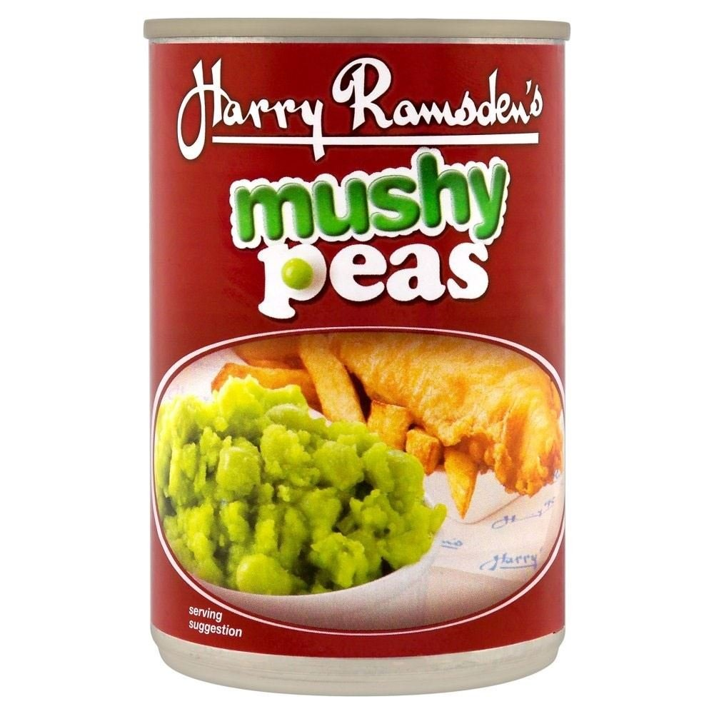 Harry Ramsden's Mushy Peas (300g) - Pack of 6 by Harry Ramsden's