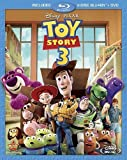 Toy Story 3 (Two-Disc Blu-ray / DVD Combo) by Walt Disney Studios Home Entertainment