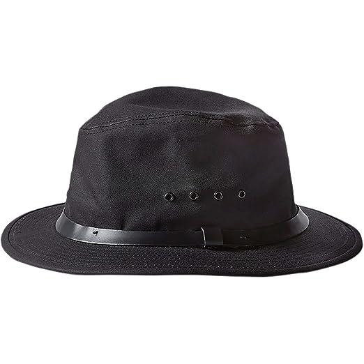 b925e5ee4 Filson Tin Cloth Packer Hat 60015