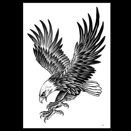 MRKAL Etiqueta Engomada del Tatuaje del Tatuaje A Prueba De Agua ...