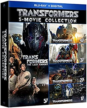 Transformers: The Last Knight 5 Movie Collection
