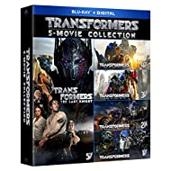 Transformers 5-Movie Collection [Blu-ray]